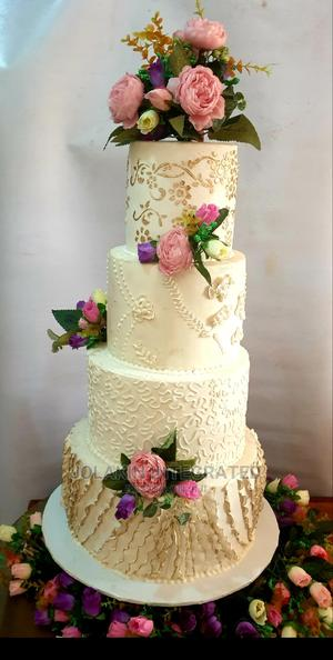 Best Wedding Cake | Party, Catering & Event Services for sale in Abuja (FCT) State, Jikwoyi