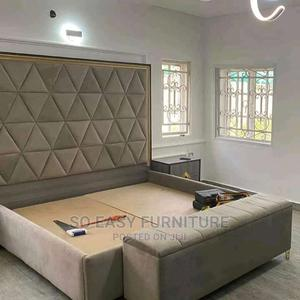 Padded Bed   Furniture for sale in Lagos State, Isolo