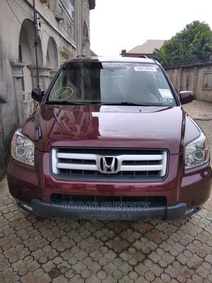 Honda Pilot 2007 EX 4x4 (3.5L 6cyl 5A) Brown   Cars for sale in Imo State, Owerri