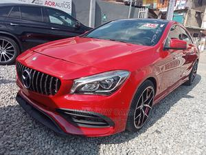 Mercedes-Benz CLA-Class 2013 Red | Cars for sale in Lagos State, Ikeja