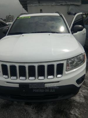 Jeep Compass 2013 Limited 4X4 White | Cars for sale in Rivers State, Port-Harcourt