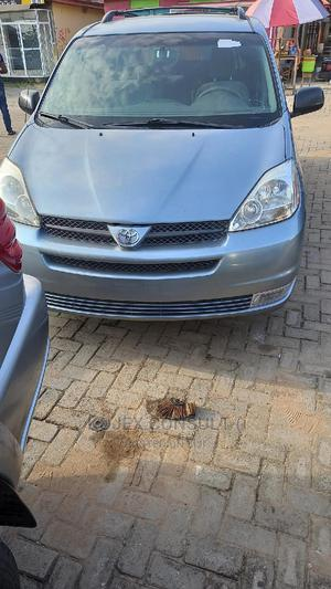 Toyota Sienna 2005 Silver   Cars for sale in Lagos State, Ikeja