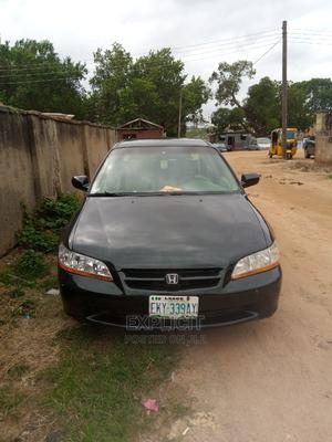 Honda Accord 2001 Coupe Green   Cars for sale in Niger State, Minna