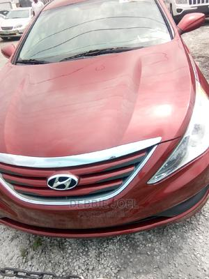 Hyundai Sonata 2014 Red | Cars for sale in Rivers State, Port-Harcourt