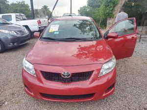 Toyota Corolla 2010 Red | Cars for sale in Abuja (FCT) State, Central Business Dis