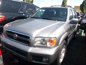 Nissan Pathfinder 2002 LE AWD SUV (3.5L 6cyl 4A) Gray   Cars for sale in Lagos State, Apapa