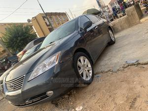 Lexus ES 2008 350 Gray | Cars for sale in Oyo State, Oluyole