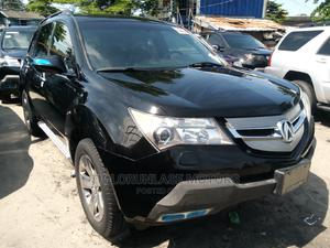 Acura MDX 2008 SUV 4dr AWD (3.7 6cyl 5A) Black | Cars for sale in Lagos State, Apapa