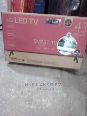 LG 43 Inches 4k Led Smart Tv | TV & DVD Equipment for sale in Lagos State, Ajah
