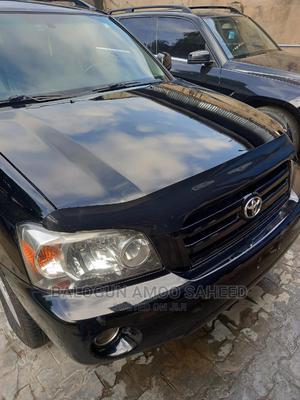 Toyota Highlander 2007 Limited V6 Black | Cars for sale in Lagos State, Mushin