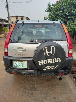Honda CR-V 2006 Silver | Cars for sale in Lagos State, Gbagada