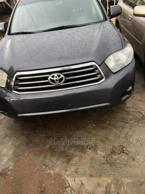 Toyota Highlander 2009 Sport Gray   Cars for sale in Ogun State, Ijebu Ode