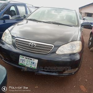 Toyota Corolla 2006 Black | Cars for sale in Oyo State, Ibadan
