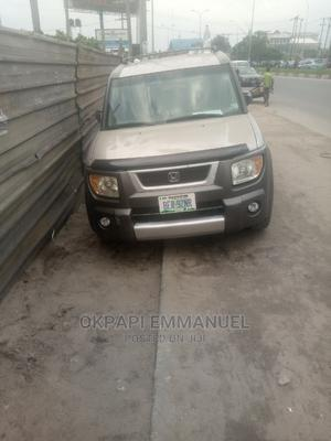 Honda Element 2006 EX 4WD Gray   Cars for sale in Rivers State, Obio-Akpor