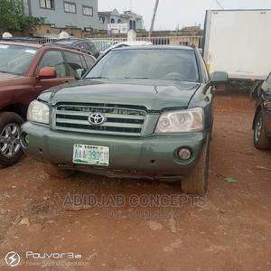 Toyota Highlander 2004 Green | Cars for sale in Oyo State, Ibadan