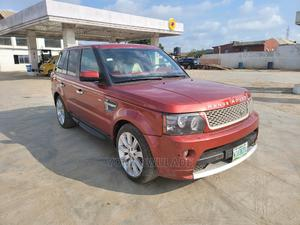 Land Rover Range Rover Sport 2011 HSE 4x4 (5.0L 8cyl 6A) Red | Cars for sale in Lagos State, Isolo