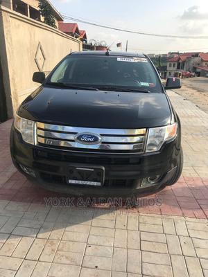 Ford Edge 2008 SE 4dr AWD (3.5L 6cyl 6A) Black | Cars for sale in Lagos State, Ajah