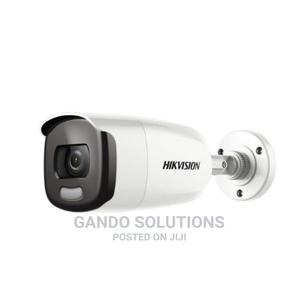 Hikvision Ds-2ce12dft-F 2mp Hd Full Time Day and Night Color | Security & Surveillance for sale in Lagos State, Ikeja
