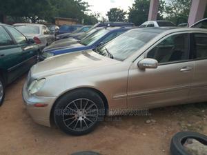 Mercedes-Benz C240 2004 Gold | Cars for sale in Kaduna State, Zaria