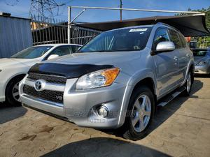 Toyota RAV4 2009 Limited V6 4x4 Silver   Cars for sale in Lagos State, Ajah