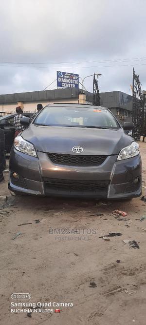 Toyota Matrix 2009 Beige | Cars for sale in Lagos State, Lekki