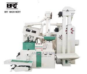 Commercial Rice Mill Machine Rice Milling Plant Rice Mill   Manufacturing Equipment for sale in Lagos State, Ajah