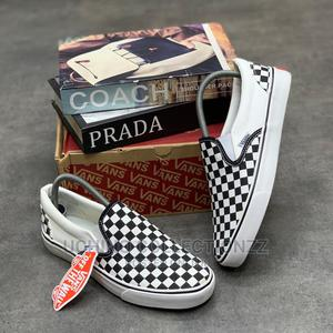 Vans Checkerboard Slip-On | Shoes for sale in Lagos State, Lagos Island (Eko)