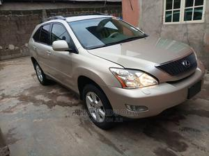 Lexus RX 2005 Gold | Cars for sale in Lagos State, Abule Egba