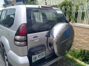 Toyota Land Cruiser Prado 2006 3.0 D-4d 3dr Silver   Cars for sale in Abuja (FCT) State, Lugbe District