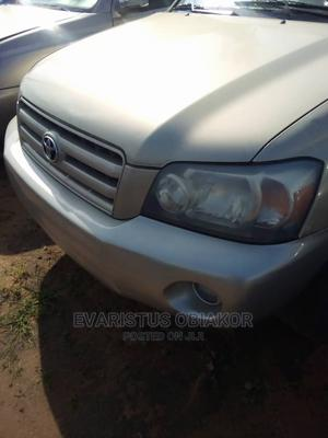 Toyota Highlander 2007 Gold | Cars for sale in Anambra State, Awka