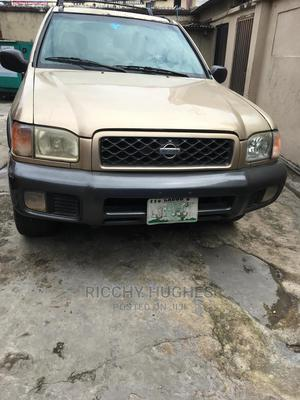 Nissan Pathfinder 2002 LE AWD SUV (3.5L 6cyl 4A) Gold | Cars for sale in Lagos State, Ajah