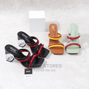 Quality Women's Heel Slippers   Shoes for sale in Lagos State, Ojo