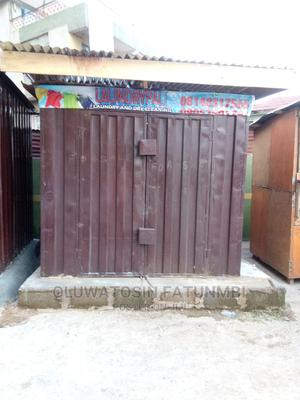 Container Shop 8 by 8 | Event centres, Venues and Workstations for sale in Oyo State, Ibadan