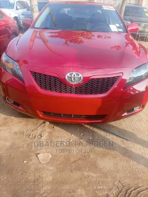 Toyota Camry 2007 Red   Cars for sale in Lagos State, Alimosho