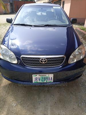 Toyota Corolla 2005 LE Blue | Cars for sale in Rivers State, Port-Harcourt