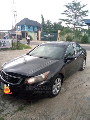 Honda Accord 2008 2.0 Comfort Automatic Black   Cars for sale in Delta State, Warri