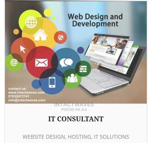 Website Design | Computer & IT Services for sale in Lagos State, Ikeja