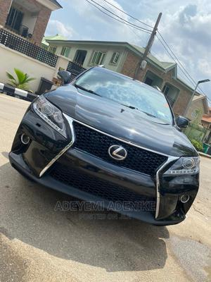 Lexus RX 2013 350 FWD Black | Cars for sale in Lagos State, Alimosho