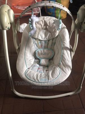 Bright Starts Baby Swing | Children's Gear & Safety for sale in Rivers State, Port-Harcourt
