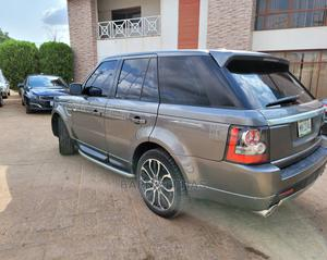 Land Rover Range Rover Sport 2010 HSE 4x4 (5.0L 8cyl 6A) Gray   Cars for sale in Abuja (FCT) State, Central Business District