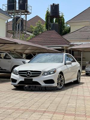 Mercedes-Benz E350 2016 White | Cars for sale in Abuja (FCT) State, Garki 2