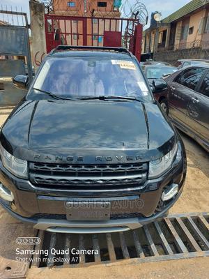 Land Rover Range Rover Evoque 2012 Prestige Black   Cars for sale in Lagos State, Isolo
