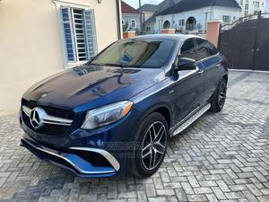 Mercedes-Benz GLE-Class 2017 Blue   Cars for sale in Lagos State, Isolo