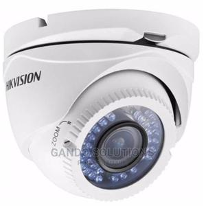 Audio Hikvision 5 Mp Turret Camera-Itpf 2.8mm | Security & Surveillance for sale in Lagos State, Ikeja