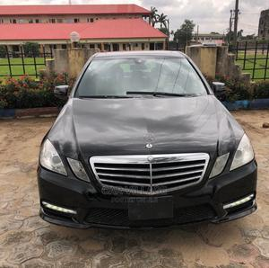 Mercedes-Benz E350 2013 Black | Cars for sale in Lagos State, Gbagada