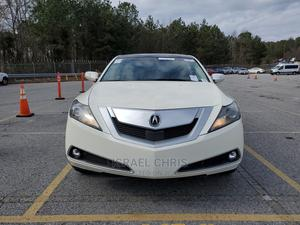 Acura ZDX 2011 Base AWD White | Cars for sale in Lagos State, Alimosho