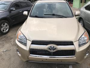 Toyota RAV4 2012 2.5 Sport 4x4 Gold   Cars for sale in Lagos State, Amuwo-Odofin