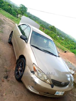 Toyota Camry 2003 Gold | Cars for sale in Ondo State, Akure