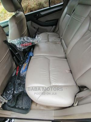 Toyota 4-Runner 2004 Black | Cars for sale in Rivers State, Port-Harcourt
