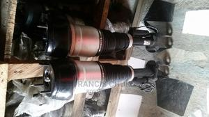 Set of Front Balloon Shocks for Mercedes Benz ML 350 W166.   Vehicle Parts & Accessories for sale in Lagos State, Mushin